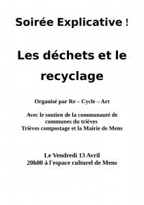 Soirée déchets et recyclage le 13 avril dans Calendrier et actualités locales Soirée-Recyclage-211x300