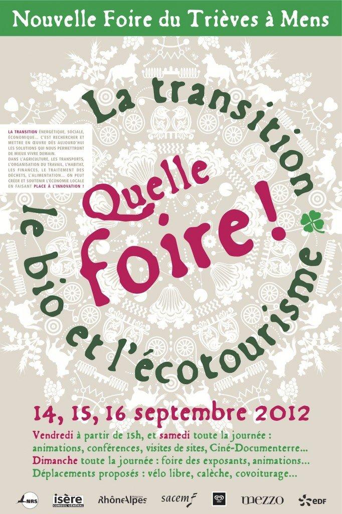 Quelle foire ? Transion, bio, écotourisme, 15-16 sept 2012 dans Calendrier et actualités locales Quelle-foire-Laffiche-682x1024